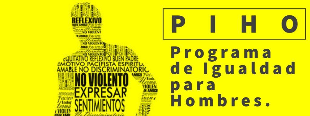 Programa de Igualdad para hombres