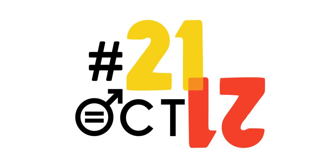Logotipo Iniciativa #21oct21