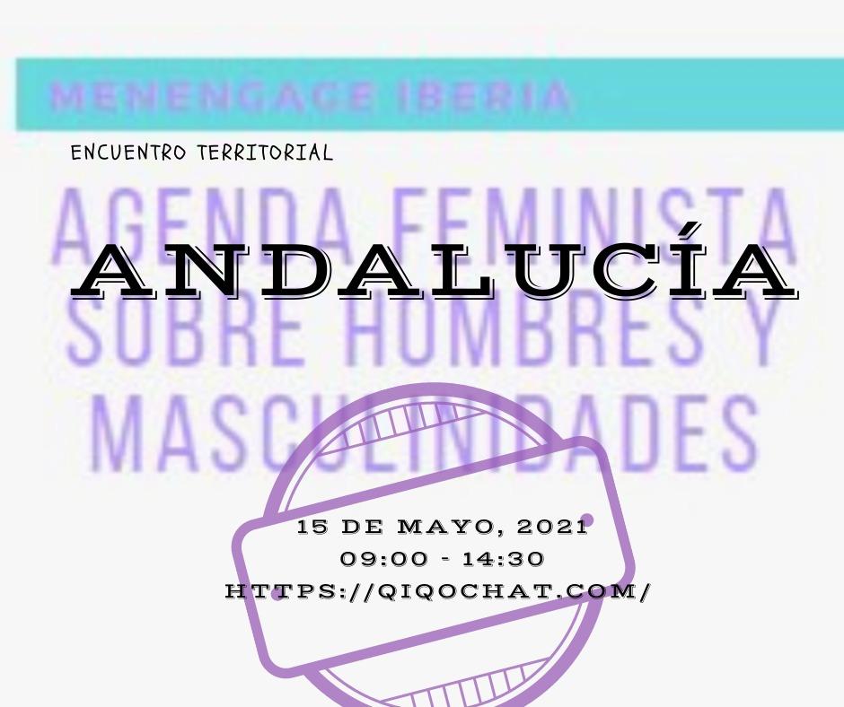 Encuentro Territorial Andalucía – #AgendaFeminista sobre #hombres y #masculinidades