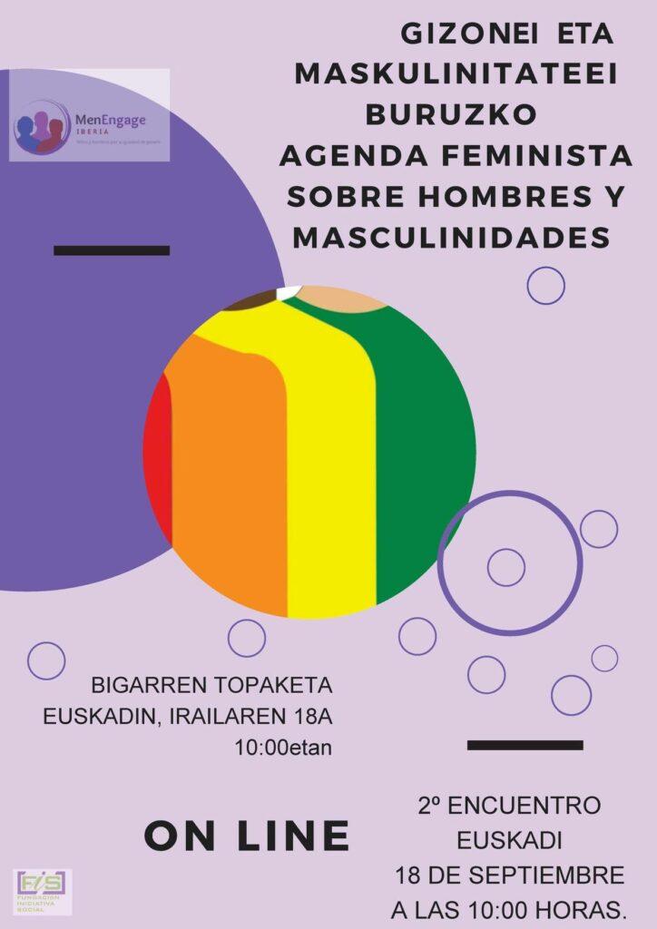 Encuentro Territorial Euskadi: 18/09/2021 (10 horas)